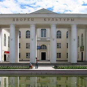Дворцы и дома культуры Шарана