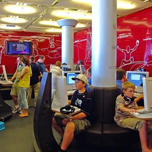 Интернет-кафе Шарана