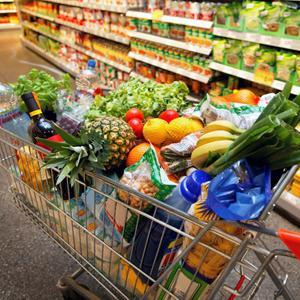 Магазины продуктов Шарана