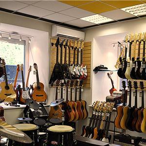 Музыкальные магазины Шарана