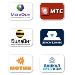 Операторы сотовой связи Шарана