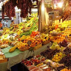 Рынки Шарана
