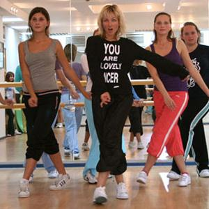 Школы танцев Шарана