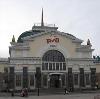 Железнодорожные вокзалы в Шаране